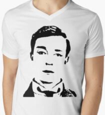 buster is sherlock, jr.  Men's V-Neck T-Shirt