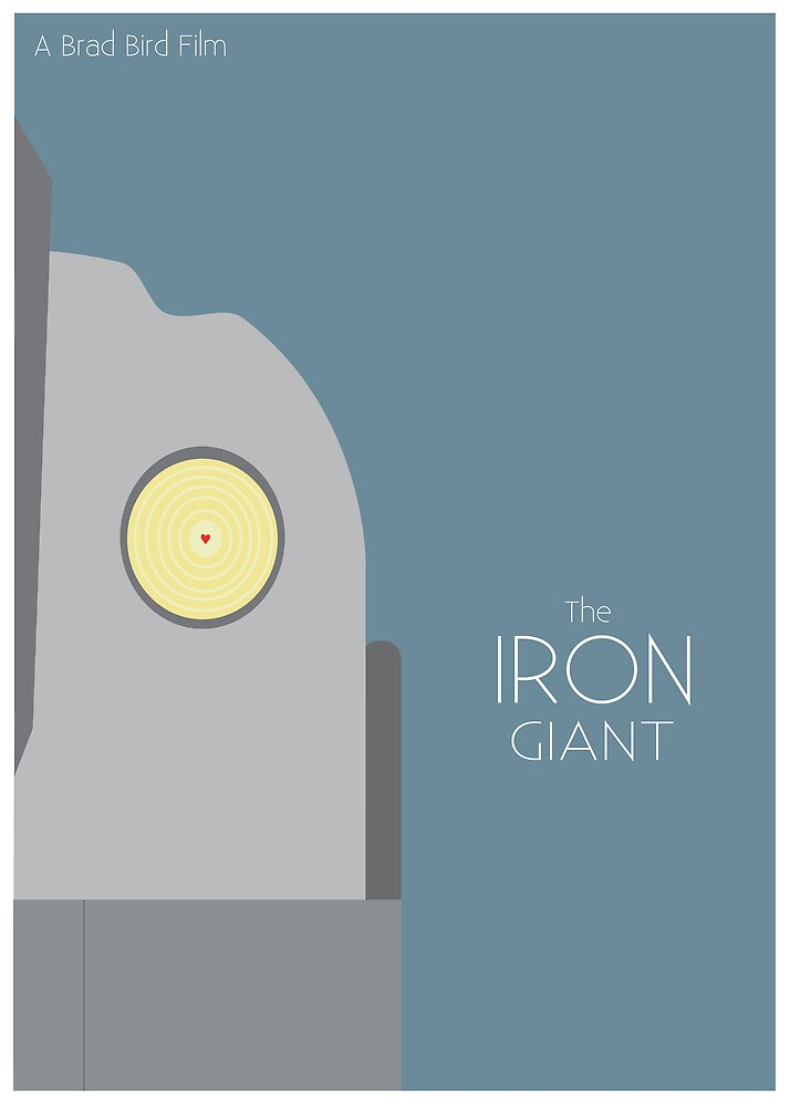 The Iron Giant by Steve Womack