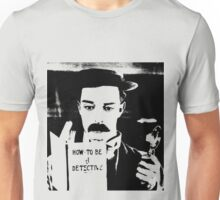 buster. how to be a detective. Unisex T-Shirt