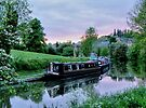 Braunston sunset........! by Roy  Massicks