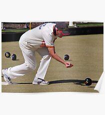 M.B.A. Bowler no. d013 Poster