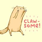 Clawsome! by Sophie Corrigan