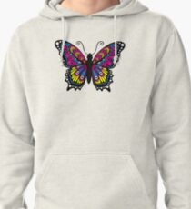 Fantastic Butterfly Pullover Hoodie
