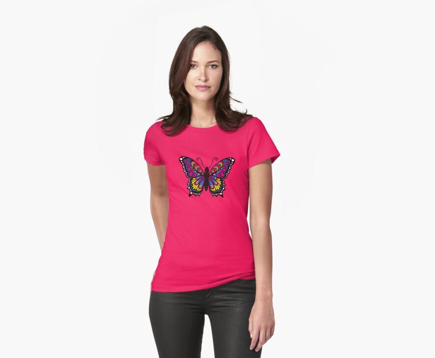 Fantastic Butterfly by dukepope