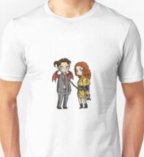 Hannibal - Reporter and dragon T-Shirt