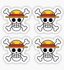 Onepiece Jolly Roger Sticker