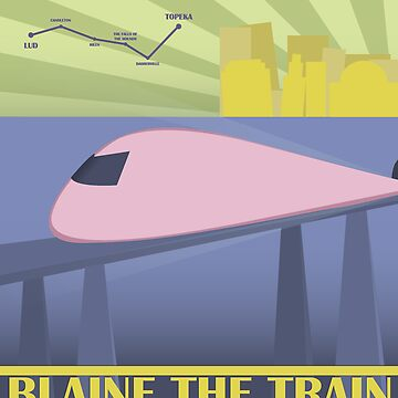 Travel Blaine Rail by YouForgotThis