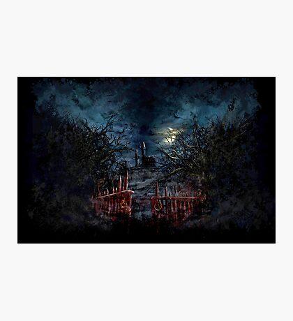 Castlevania: Vampire Variations- Gates Photographic Print