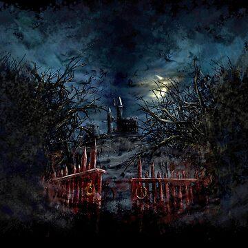 Castlevania: Vampire Variations- Gates by LightningArts