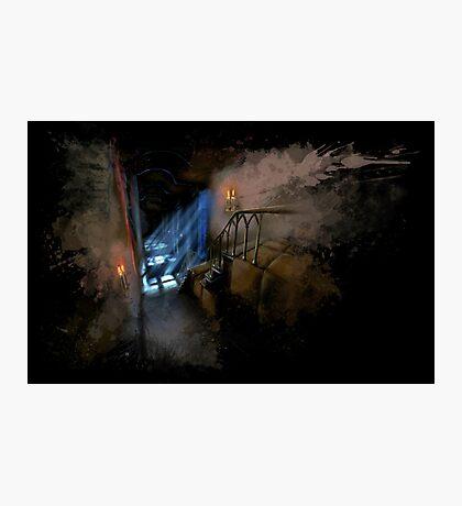 Castlevania: Vampire Variations- Hall Photographic Print