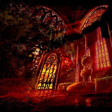 Castlevania: Vampire Variations- Medusa by LightningArts