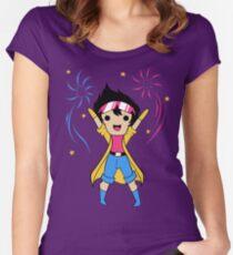 Jubilee Women's Fitted Scoop T-Shirt