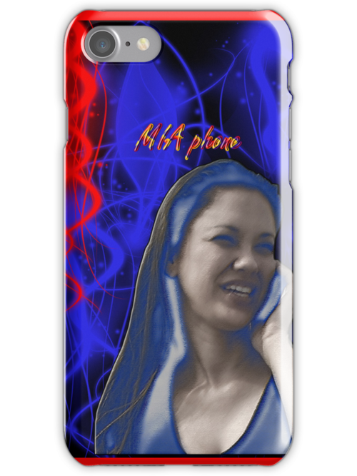 MIA phone by JELProductions