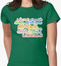 ★ Lucky Charms ❤  Women's Fitted T-Shirt