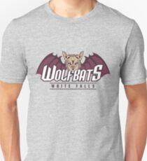 White Falls Wolfbats Unisex T-Shirt