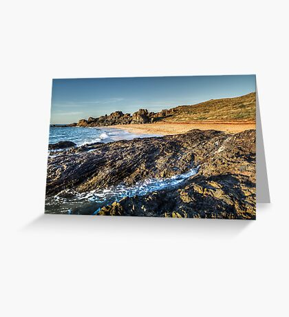 Honeymoon Cove - Point Samson - WA Greeting Card