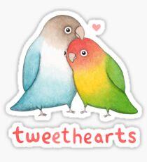 Tweethearts Sticker