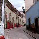 Guanajuato: Around the Bend by LightningArts