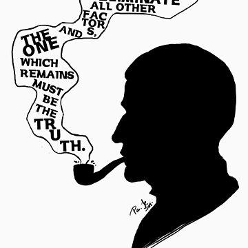 Sherlock Holmes by Jess-P