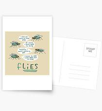 fLIES Postcards