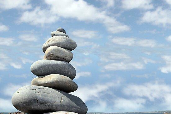 spiritual rock by morrbyte