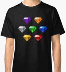 Chaos Emeralds Classic T-Shirt