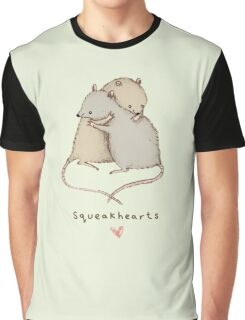 Squeakhearts Graphic T-Shirt