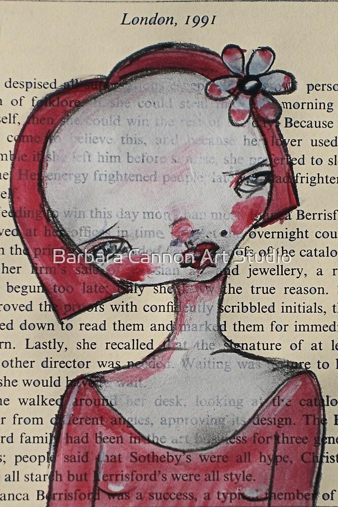RUBY by Barbara Cannon Art Studio