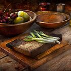 Food - Vegetable - Garden variety by Michael Savad