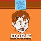 Hork Cigarettes by Billy Davis