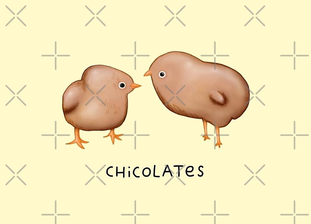 «Chickolates» de Sophie Corrigan