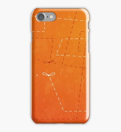 The Dance of the Midge on a Hot Summer Night iPhone Case/Skin