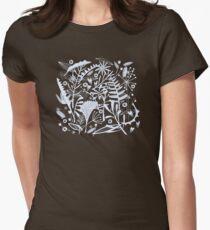 Abundance Womens Fitted T-Shirt
