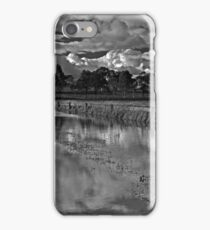 Flooded Pastures iPhone Case/Skin