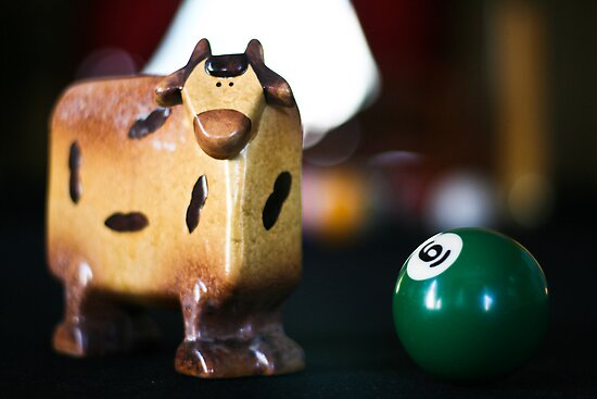 I gotta Have More Cowball by Randy Turnbow