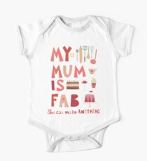 My Mum is Fab Kids Clothes