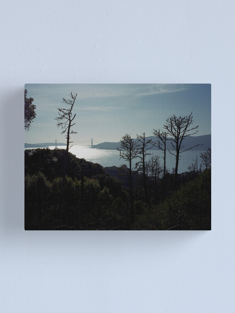 Alternate view of Angel Island Canvas Print