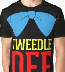 FUnny Tweedle Dee - Tweedle Dum for couples Graphic T-Shirt