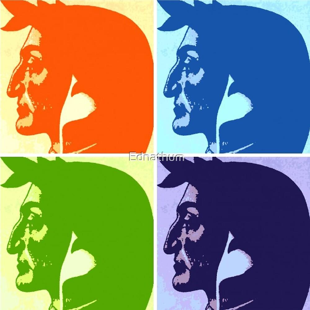 Warhol Dante by Ednathum