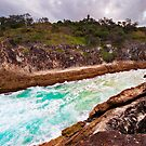 101122 Stradbroke Island Gorge 1 by Jaxybelle