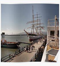 San Francisco Maritime Museum Poster