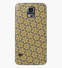 Brown Kaleidoscope Pattern iPhone case Case/Skin for Samsung Galaxy
