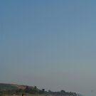 Kitesurfing at Mandrem by SerenaB