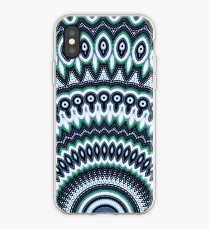 Funky Peacock Mandala Pattern iPhone case iPhone Case