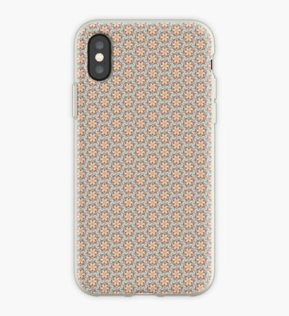 Just peachy pattern iPhone case iPhone Case