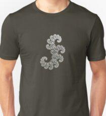 Fractal Seahorse T-Shirt