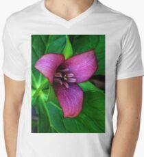 The Trillium ! Men's V-Neck T-Shirt