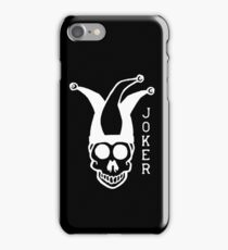 Dark Joker iPhone Case/Skin