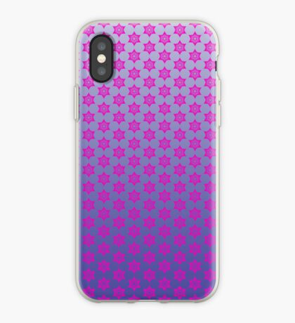 Pink star pattern iPhone case iPhone Case