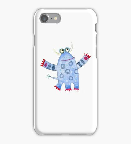 Monster Fred iPhone Case/Skin